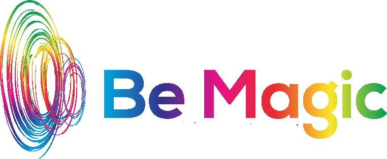 #beMagic swimming programme logo