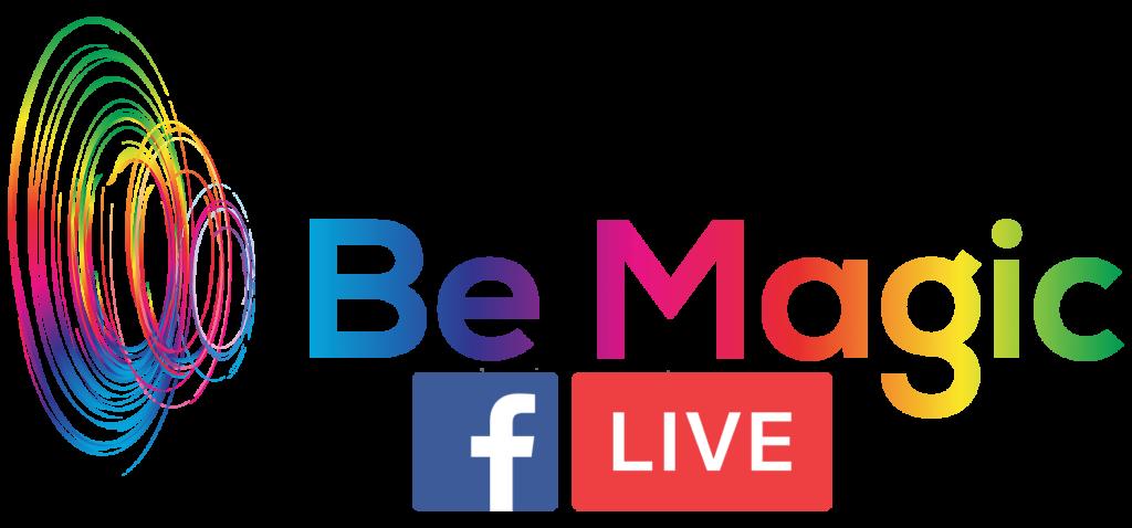 #beMagicLive logo