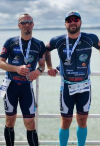 TriathlonNITeam at Carrickfergus Castle Triathlon