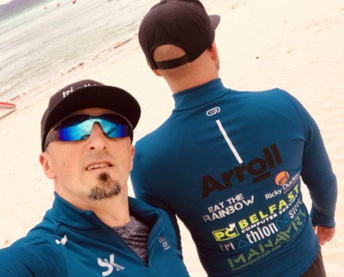 TriathlonNITeam at IM70.3 Mallorca 2019