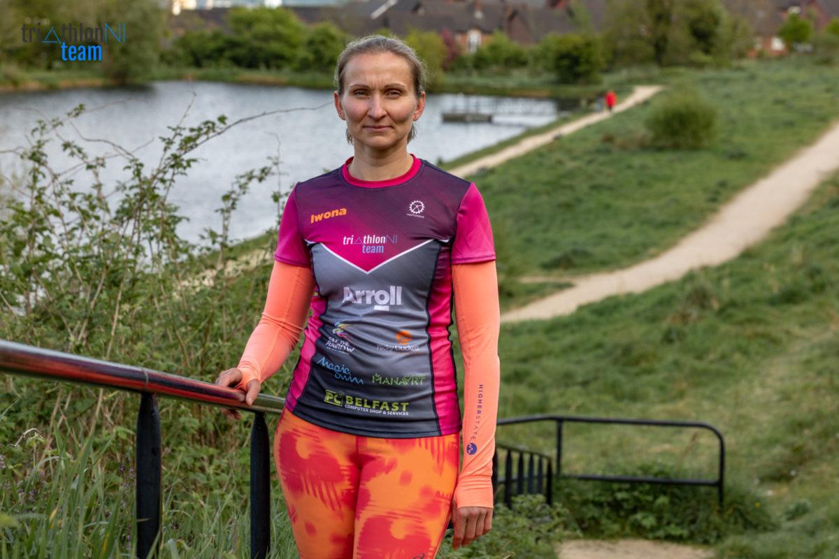 TriathlonNI Team - Iwona